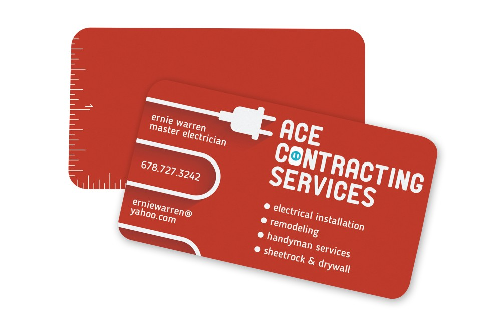 Ace Business Cards