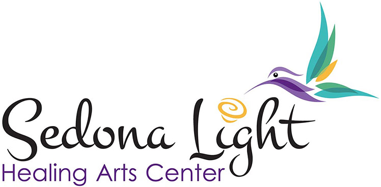 Sedona Light Healing Arts Center Logo